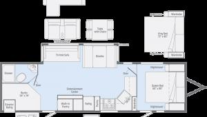 trailer-voyage-3033BH-planta